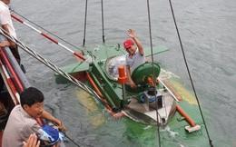 Tàu ngầm Hoàng Sa chưa được coi là tàu quân sự