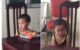 """Bé trai bị bỏ rơi vì """"bố đi tù, mẹ không đủ khả năng nuôi"""""""