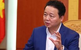 Bộ trưởng Trần Hồng Hà: Hàng ngày phải cung cấp thông tin về chất lượng nước biển