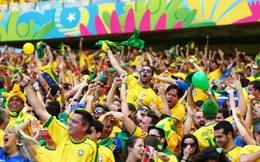 Hình ảnh mà ai cũng thèm muốn của Brazil