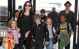 Angelina Jolie khẳng định giành được quyền nuôi con