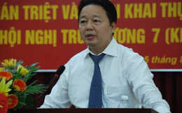 Vụ cá chết: Bộ trưởng Bộ TN và MT khẳng định chiều nay sẽ công bố thông tin quan trọng