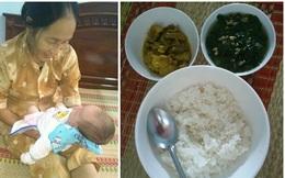 """Bữa cơm """"về ngoại ở cữ"""" cuối cùng mẹ nấu cho con gái lấy chồng xa khiến chị em đồng cảnh trào nước mắt"""