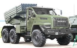 Xe quân sự Ural mắt híp mới: Chinh phục khách hàng khó tính Việt Nam
