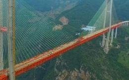 Trung Quốc tuyên bố sắp khánh thành 1 kỷ lục cao nhất thế giới!