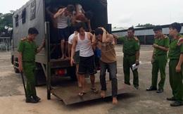 Vụ 600 học viên trốn trại: Kẻ cầm đầu rạch cổ tự tử, kích động làm loạn