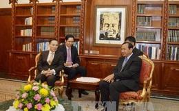 Việt Nam–Campuchia họp bàn phân giới cắm mốc