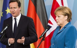 Đức giận dữ vì Anh chậm khởi động thủ tục rời EU