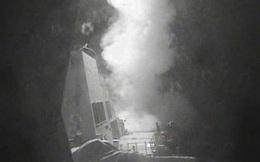 Clip Mỹ phóng Tomahawk hủy diệt lực lượng Houthi