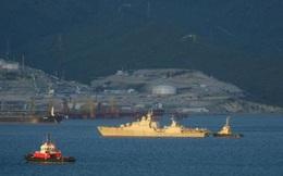 Cặp tàu Gepard thứ hai của Việt Nam sẽ về nước cùng nhau