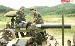 Việt Nam chế tạo thành công đạn pháo hải quân