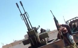 Vũ khí Nga bắn hạ Su-22 tại Syria