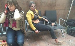 3 vụ nổ chấn động châu Âu, 34 người thiệt mạng, đã có hình ảnh 2 kẻ tình nghi