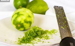 Đừng vứt vỏ chanh đi, hãy tận dụng để chữa đau viêm khớp: Đây là 3 cách làm