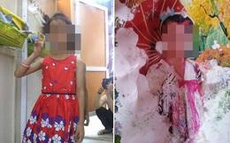 Người thân đau đớn kể lại phút nhận dạng thi thể 2 bé gái bị chôn ở góc vườn