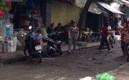 Hải Dương: Hàng chục cảnh sát chữa cháy ở chợ Phú Yên trong đêm