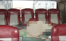 Hành khách chết bất thường trên xe khách
