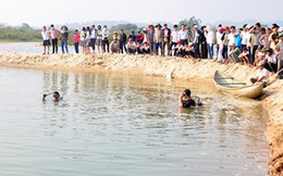 Dạy bơi cho con 11 tuổi, cả 2 bố con đuối nước thương tâm