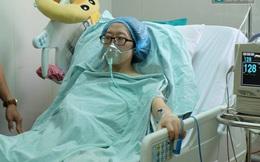 Nữ thiếu úy công an từ chối chữa ung thư để giữ con đã qua đời