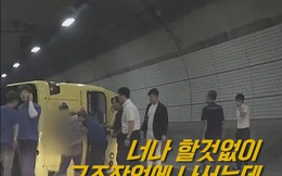 Chiếc xe buýt chở học sinh mầm non bị lật và cách người lớn, trẻ em Hàn phản ứng khiến ai cũng nể phục