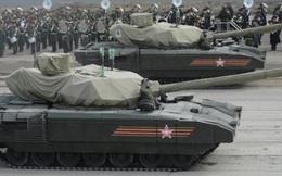 Cách chơi mới của Nga: Mua 1.000 tăng T-14 Armata mới bán