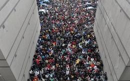 """Gần 10.000 người Trung Quốc cạnh tranh ghế """"lo trà nước"""""""