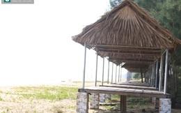 Nam thanh niên chết trong tư thế quỳ gối, treo cổ ở chòi ven biển Đà Nẵng