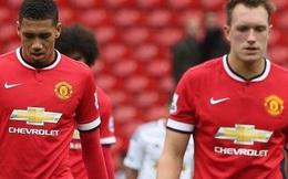 Tương lai u ám chờ Smalling, Phil Jones ở Man United