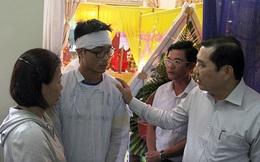 Chủ tịch Đà Nẵng đề nghị hỗ trợ gia đình cậu bé ung thư