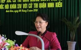 Chủ tịch QH Nguyễn Thị Kim Ngân đắc cử với hơn 91% phiếu bầu