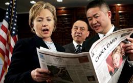 """TQ thắng lớn nhờ bầu cử Mỹ: Chưa bao giờ Trump-Clinton """"giúp"""" Bắc Kinh nhiều đến thế"""