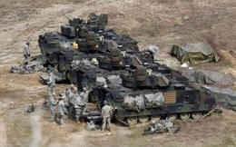 Tổng quan sức mạnh quân sự Hoa Kỳ