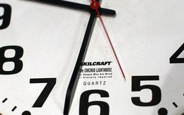 Khái niệm về một giây sắp sửa bị thay đổi vì chiếc đồng hồ này