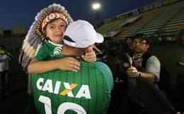 """Tai nạn máy bay của CLB Brazil: """"Tôi đã chuẩn bị cho ngày đẹp nhất trong đời, nhưng..."""""""