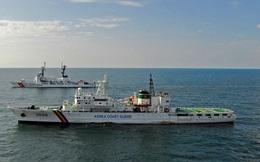 Tàu cá của Trung Quốc đâm chìm tàu của Lực lượng bảo vệ bờ biển: Hàn Quốc lên tiếng!