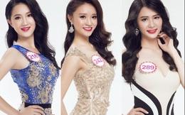Lại thêm 3 thí sinh xin rút khỏi CK Hoa hậu Việt Nam 2016