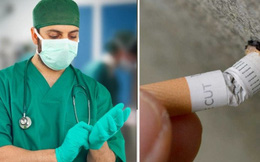 Tại sao bác sĩ phẫu thuật phải mặc áo xanh, còn đầu lọc thuốc lá thì có màu vàng xỉn?