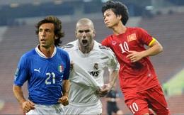 Tuyệt kỹ khiến từ Zidane, Pirlo đến Công Phượng đều mê mẩn