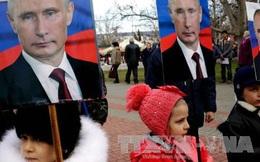 Nga phản đối dự thảo nghị quyết của châu Âu về Crimea