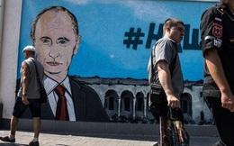 Crimea nóng lên, kinh tế Nga lạnh dần