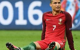 Sau giây phút vinh quang, giông bão đang chờ Ronaldo