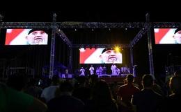 Dân Cuba mừng sinh nhật thứ 90 của ông Fidel Castro