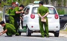 Điều tài xế taxi ở trung tâm Sài Gòn đến nghĩa trang để cướp