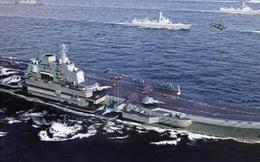 CV-16: Bí ẩn động trời phía sau tàu sân bay Liêu Ninh