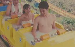 Triệu lượt xem cho video quảng cáo công viên spa kỳ quặc của người Nhật