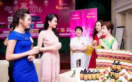 Cleanse Wonder đồng hành cùng thí sinh Hoa hậu Việt Nam chinh phục vẻ đẹp hoàn hảo