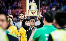 Quốc vương qua đời, Thái Lan hủy mọi hoạt động bóng đá