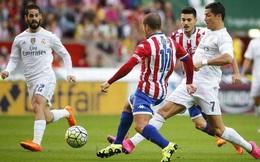 Box TV: Xem TRỰC TIẾP Real Madrid vs Gijon (22h15)