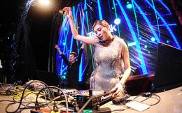 Võ Hoàng Yến, Melo và loạt DJ nổi tiếng thế giới tham gia đại nhạc hội bãi biển