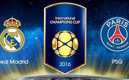 Box TV: Xem TRỰC TIẾP Real Madrid vs PSG (06h30)